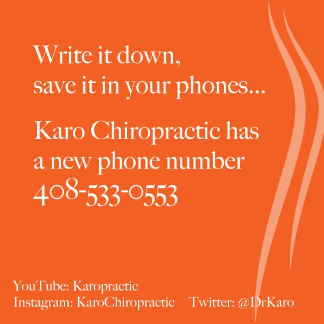 platinum chiropractic phone number