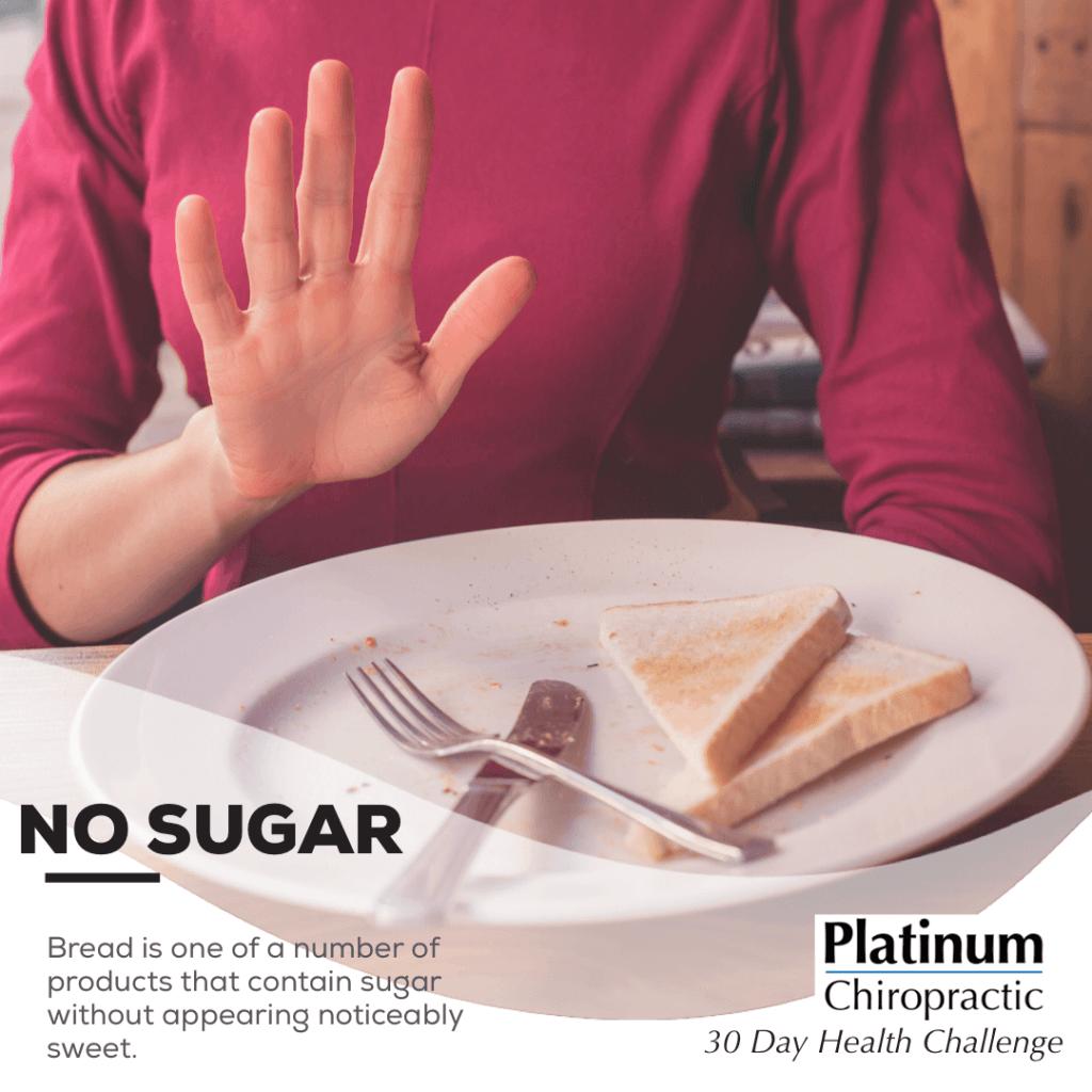 Day 15 is No Artificial Sugars