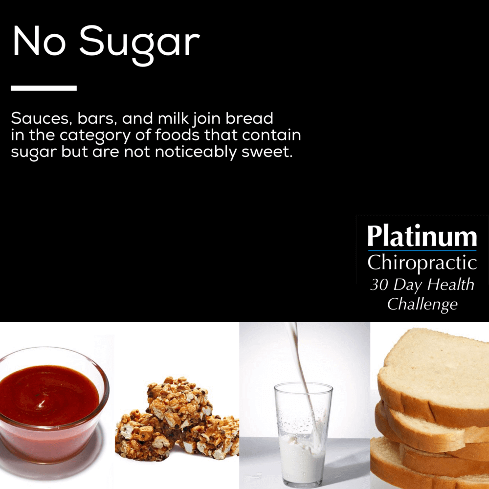 no sugar poster