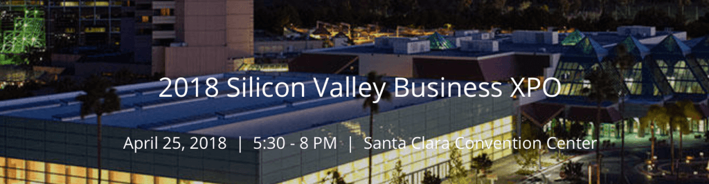 2018 Silicon Valley Chamber Business XPO Poster