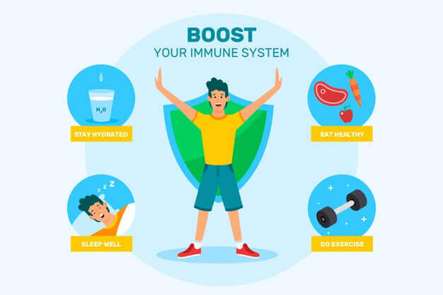 How to Boost Immunity & Reduce Pain