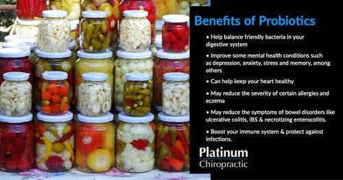 Benefits of Probiotic