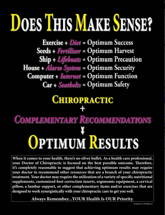 Massage and Physical Therapy and Chiropractic