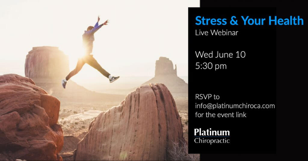 Stress & Your Health Event