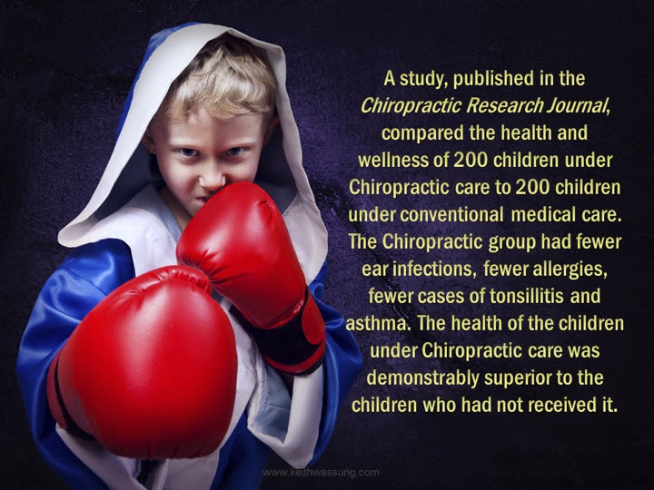 chiropractic care on children