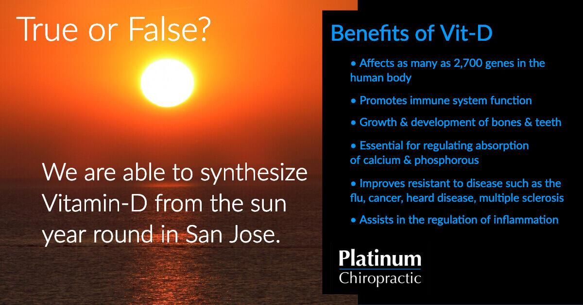 Vitamin D Poster