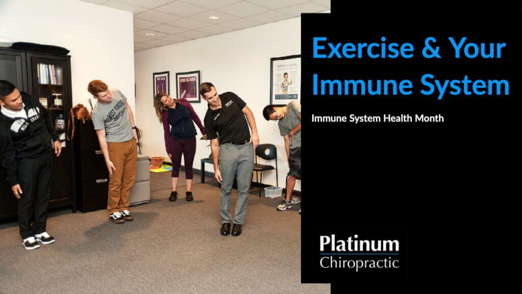 Exercise & Your Immune System